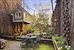 128 East 93rd Street, Garden with Tree House