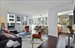100 Riverside Blvd, 15B, Kitchen / Living Room