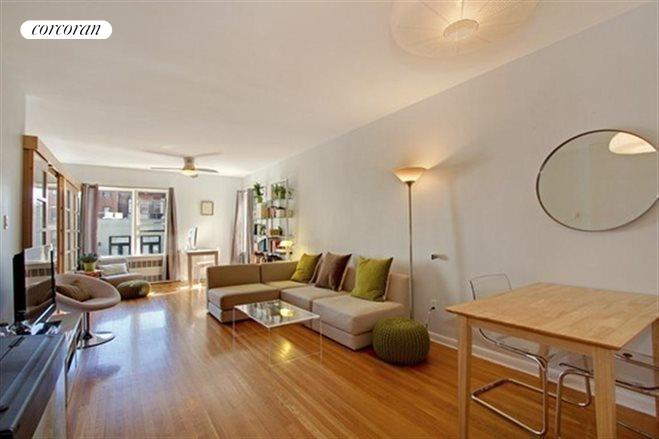 2 KING ST, 6D, Living Room