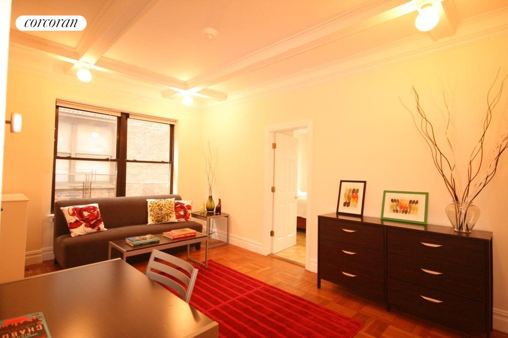 415 Saint Johns Place, 3C, Living Room
