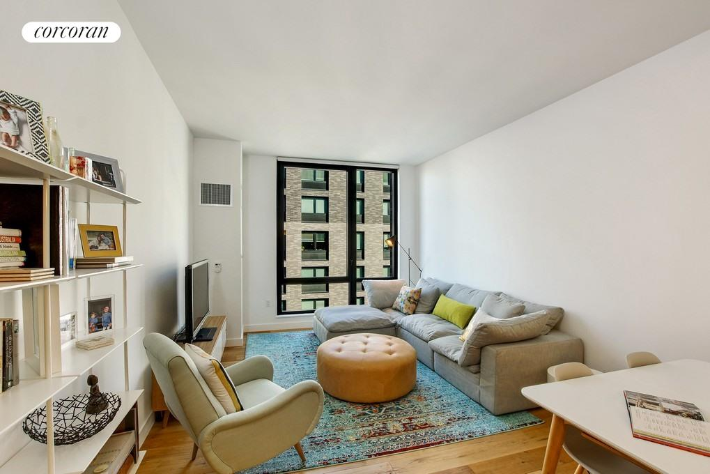 23 West 116th Street, 7B, Living Room