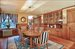 465 West 143rd Street, Built-in mint condition hutch embraces dining