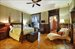 465 West 143rd Street, Rich wood-paneled wainscotting & dressing room