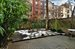 465 West 143rd Street, Annuals, herbs and perennials offer peace & beauty