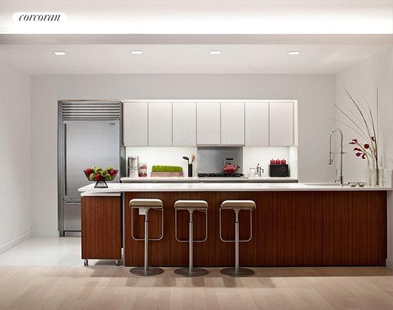 447 West 18th Street, 8E, Kitchen