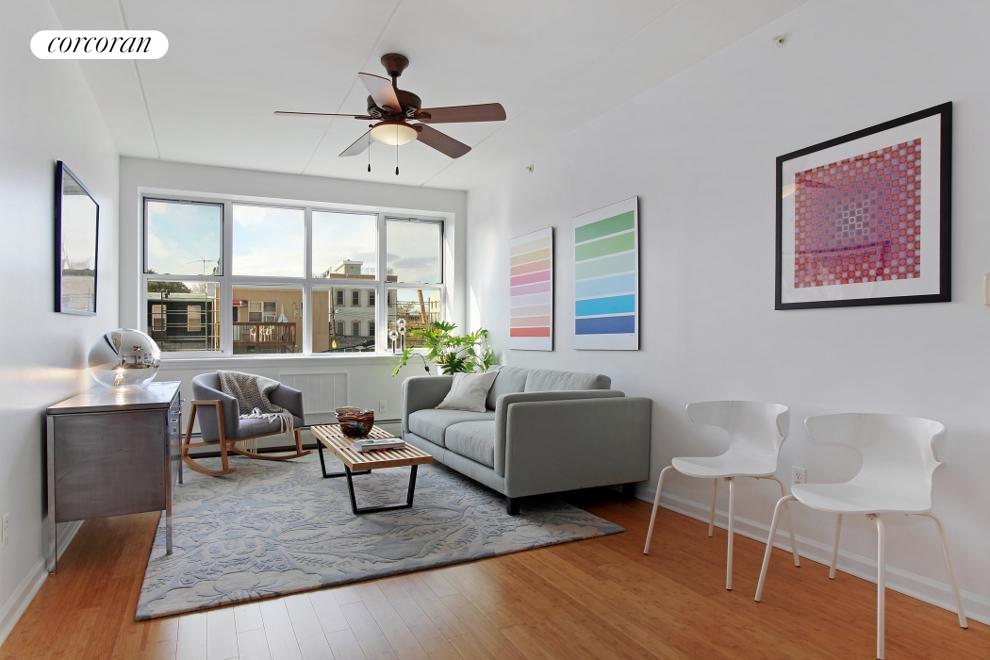 New York City Real Estate | View 79 Wolcott Street, #103B | 3 Beds, 1.5 Baths
