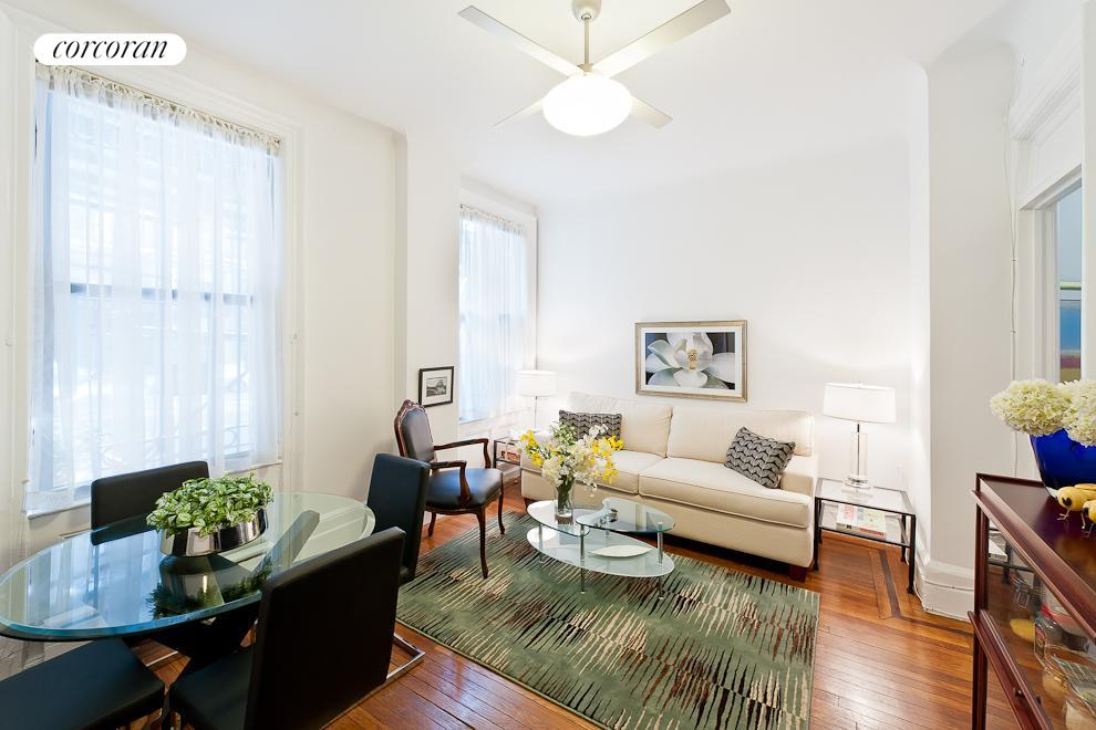 749 West End Avenue, 1B, Living Room