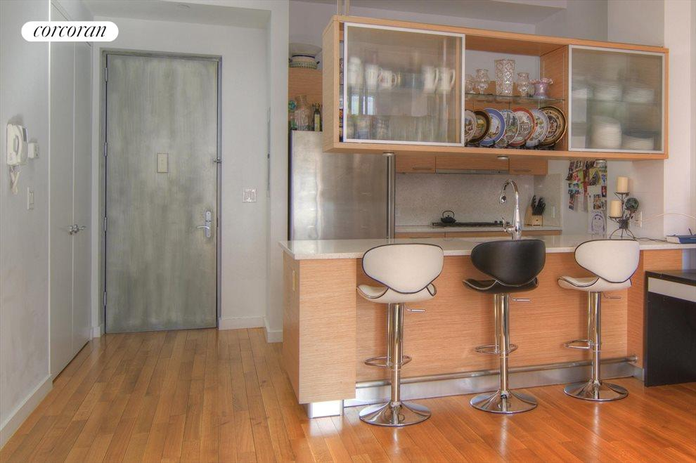 New York City Real Estate | View 85 Adams Street, #6B | 2 Beds, 1 Bath
