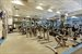 200 Riverside Blvd, 25D, Gym