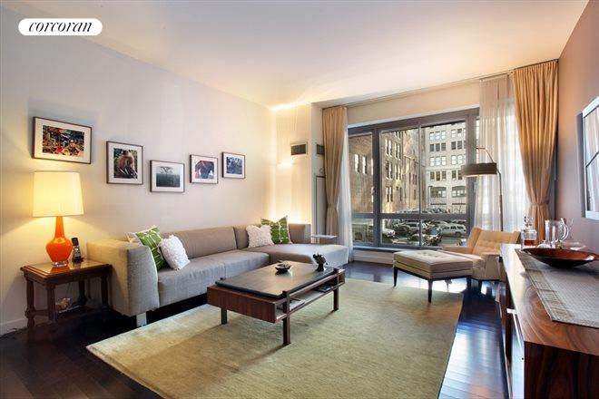 4 West 21st Street, 2D, Living Room