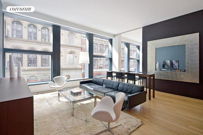 40 MERCER ST, 3D, Quintessential Soho views