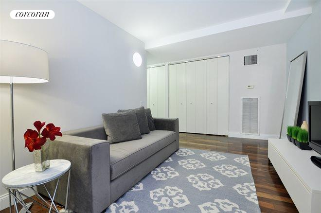 88 Greenwich Street, 1019, Living Room