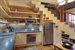 Custom Kitchen W/ Stainless Appliances