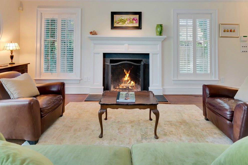 Fireplace from everywhere