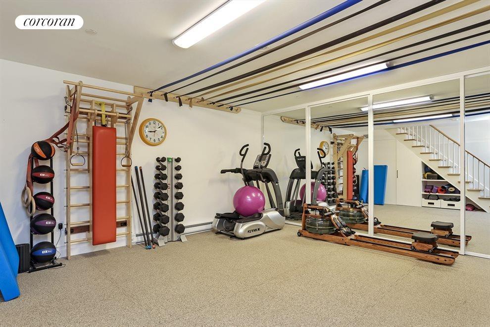 Custom Home Gym