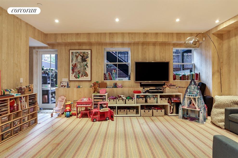 Kids Play Room or Media Room