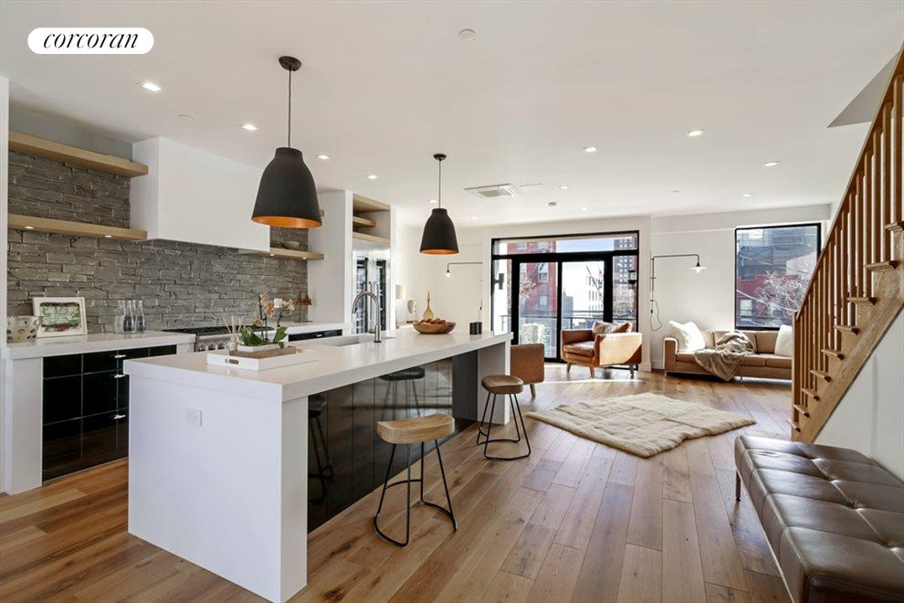 New York City Real Estate | View 346 Van Brunt Street | 5 Beds, 3.5 Baths
