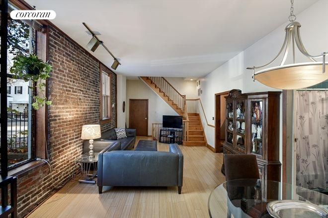 329 Vanderbilt Street, Oversized Great Room of Owner's Triplex