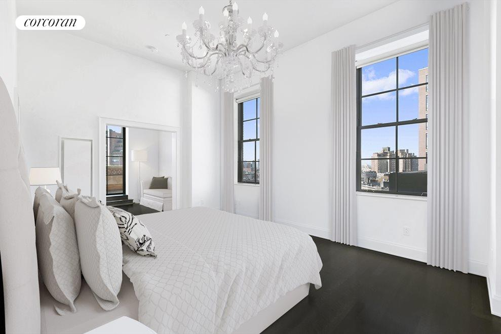master bedroom (virtually staged)