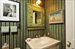 87 Fresh Pond Road (Main Residence), Powder room