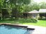 16 Sunninghill Road, View from pool back to the house