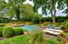 112 Halsey Lane, Lovely gardens and pool area