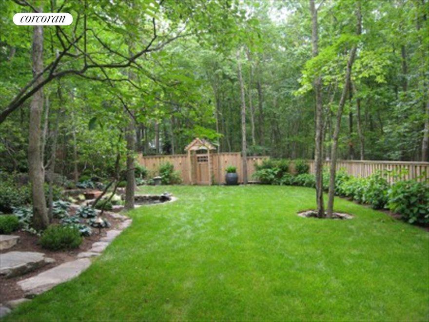 The Hamptons Real Estate | View 17 Larboard Drive | Nice yard for playing
