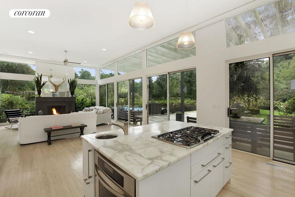 Bright & Open Living Area