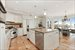 36 Westbridge Road, Custom kitchen with breakfast area
