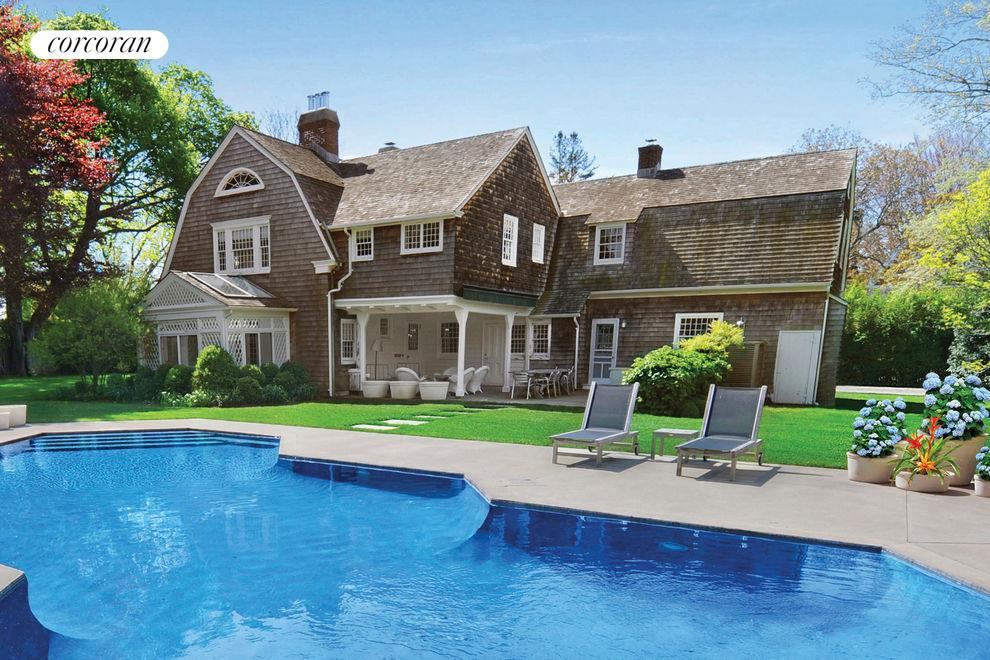 Corcoran, 24 Ocean Avenue, East Hampton Real Estate, South Fork For ...