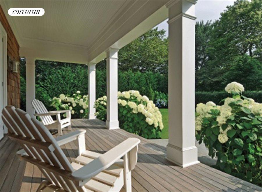 Coverd porches