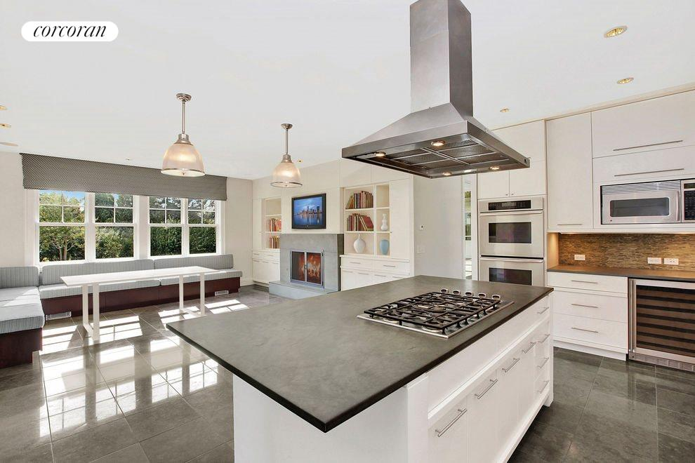 Virtually Staged Kitchen
