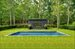 375 Brick Kiln Road, View from Cottage across pool to pool house