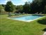 22 Maple Lane, Heated gunite pool