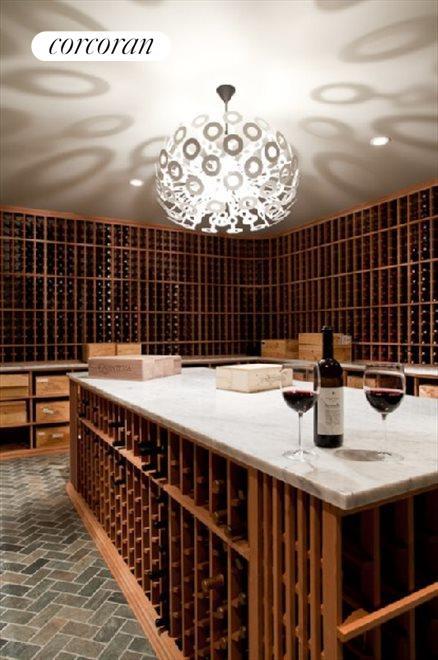 5000 Bottle wine cellar and tasting room