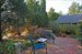 43 Sawasett Avenue, Tranquil brick terrace in back yard