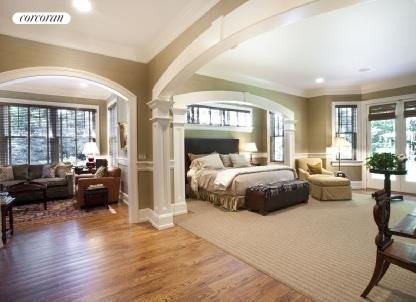 1st floor master suite