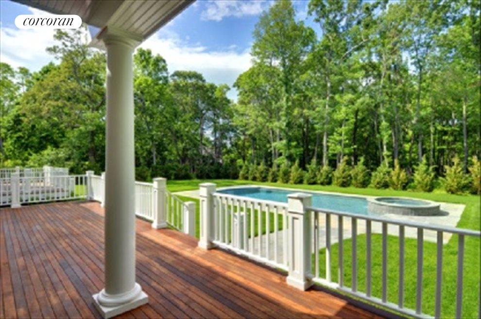Dining deck off Great Room