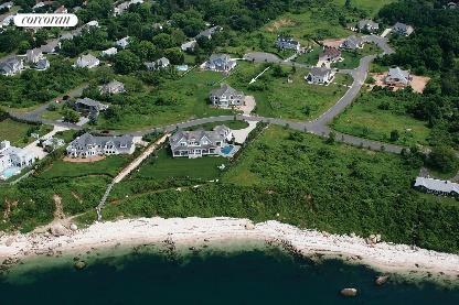 Beachfront community