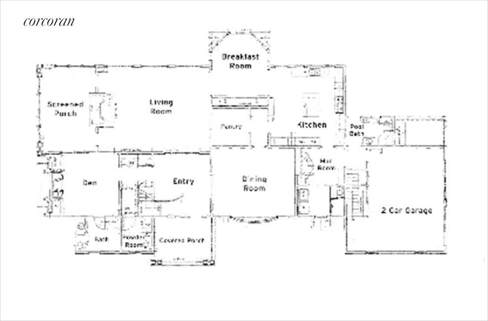 Floor Plan: 1st Floor