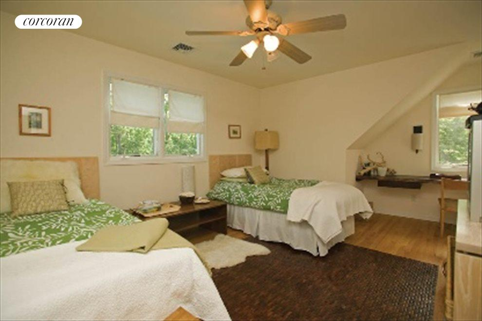 Another spacious bedroom