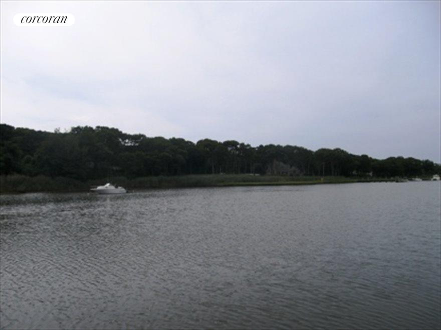 View of Paynes Creek from dock