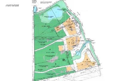 proposed subdivision map