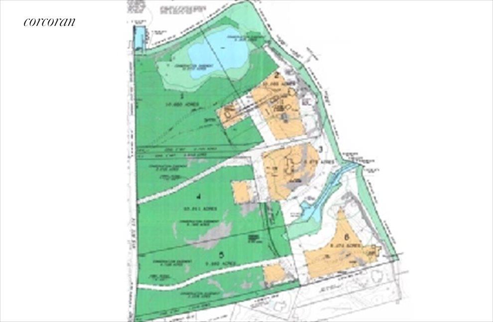 proposed subdivision map