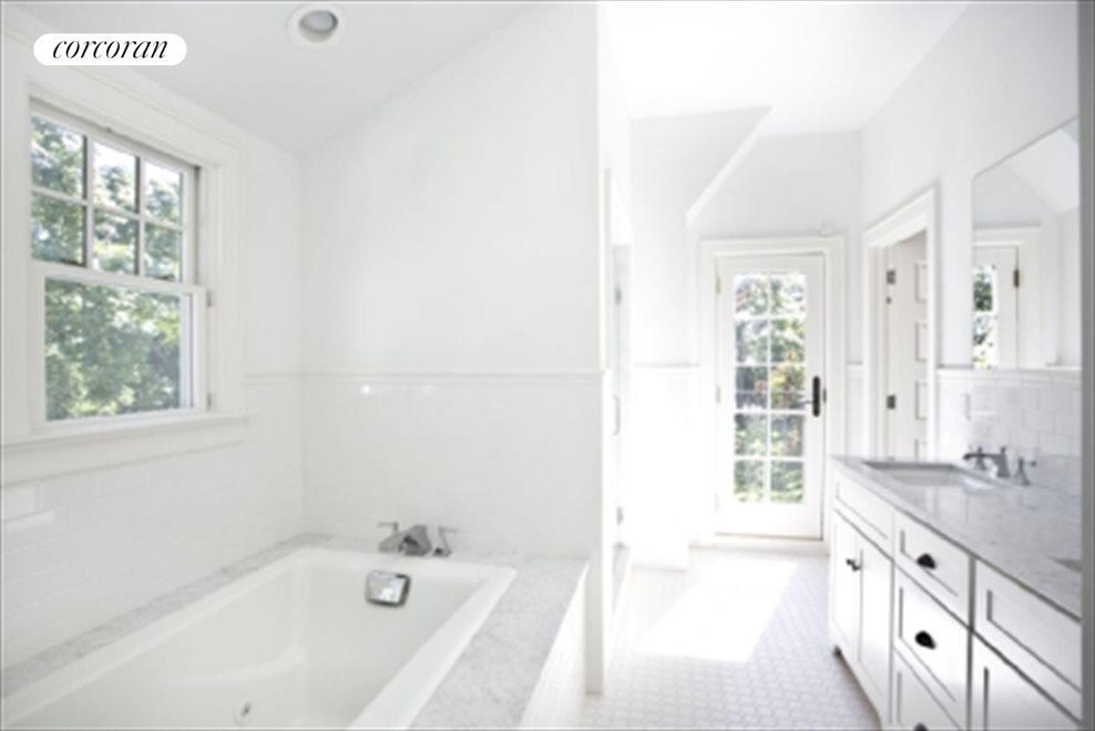 North House Master Bathroom
