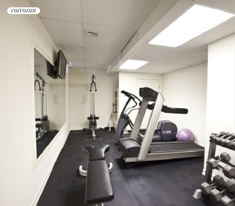 Gym Lower Level