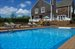 59 North Captains Neck Lane, pool area with extensive decking