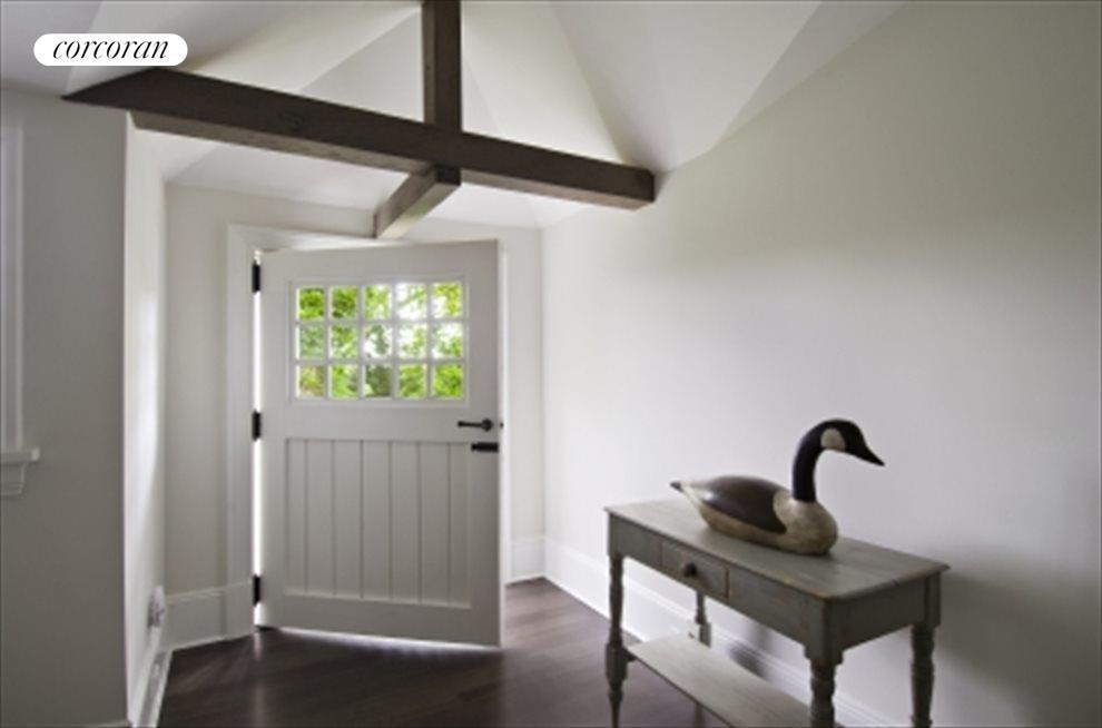 Original Hayloft Door