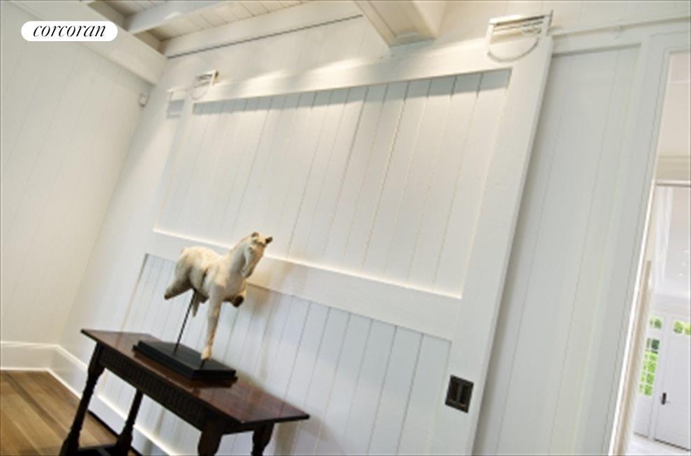 Original Working Barn Door