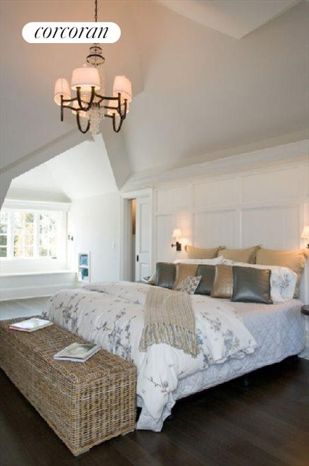 Master Suite with Custom Walk-In Closets